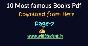 Famous Books Pdf