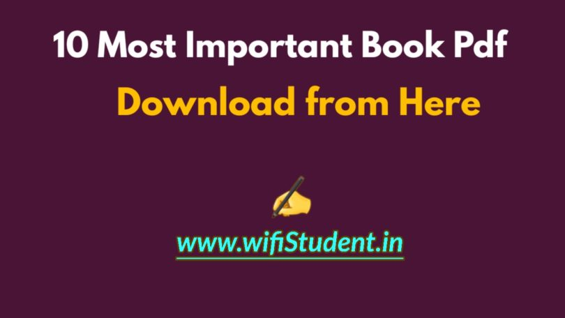 Download Pdf of Famous books