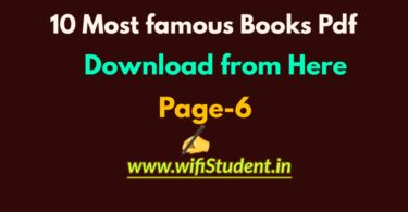 Famous Books Pdf download