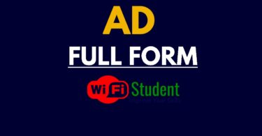 What is the Full Form of AD, AD Full Form