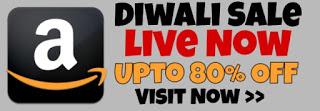 Amazon sale on Diwali